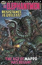 Elephantmen 2239: War Toys #2