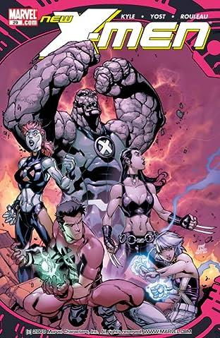 New X-Men (2004-2008) #29