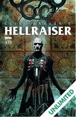 Hellraiser #1