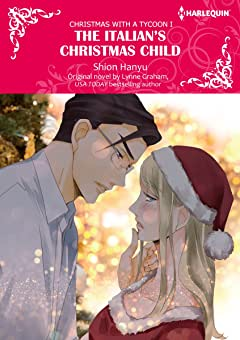 The Italian's Christmas Child Vol. 1: Christmas with a Tycoon