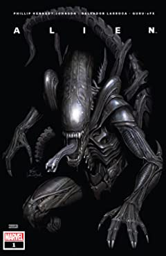 Alien (2021-) #1