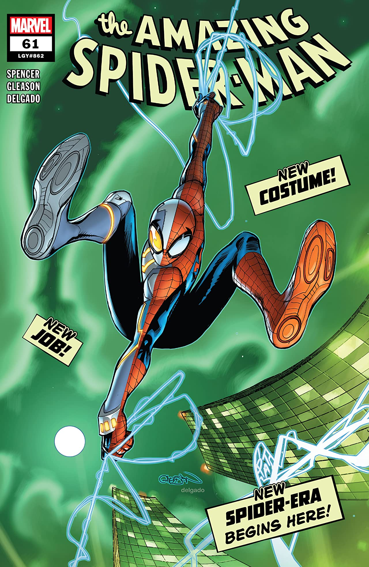 Amazing Spider-Man (2018-) #61