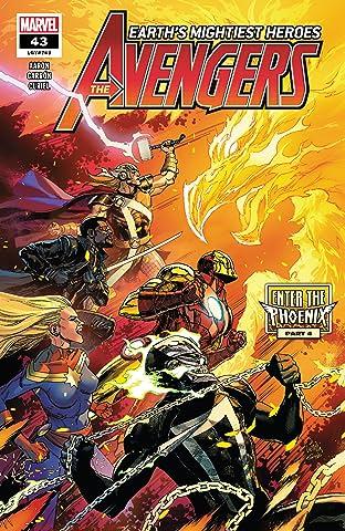 Avengers (2018-) #43