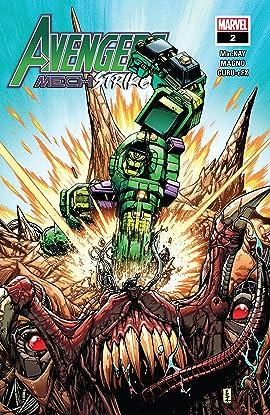 Avengers Mech Strike (2021) #2 (of 5)