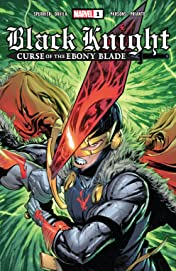 Black Knight: Curse Of The Ebony Blade (2021-) #1 (of 5)