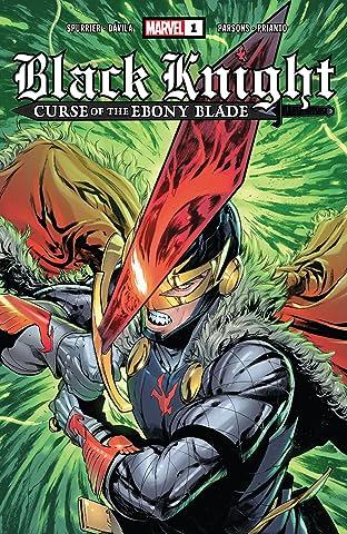 Black Knight: Curse Of The Ebony Blade (2021-) #1 (of 5)