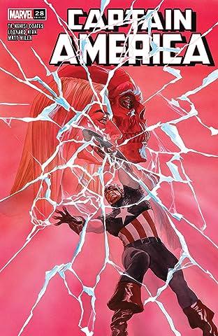 Captain America (2018-) No.28