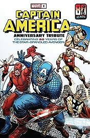 Captain America Anniversary Tribute (2021) No.1