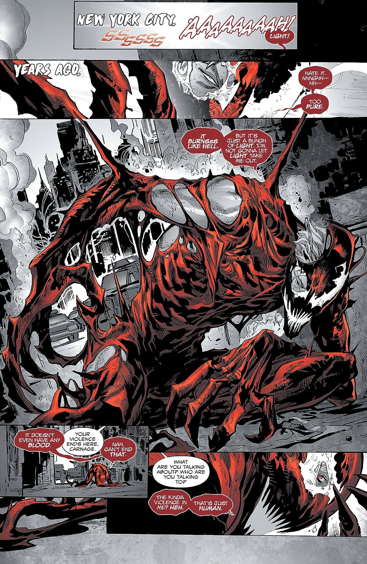 Carnage: Black, White & Blood (2021) #1 (of 4)