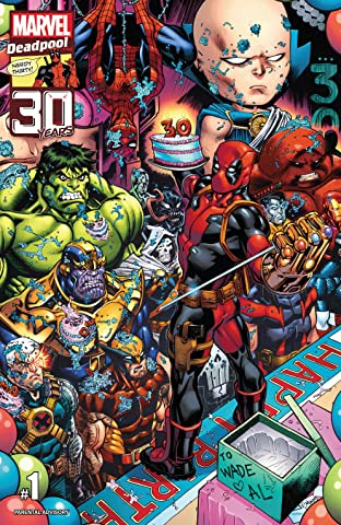 Deadpool Nerdy 30 (2021) #1