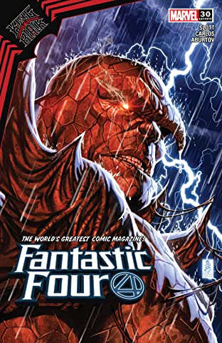 Fantastic Four (2018-) No.30