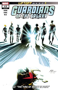 Guardians Of The Galaxy (2020-) #12