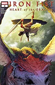 Iron Fist: Heart Of The Dragon (2021) #3 (of 6)