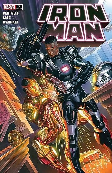 Iron Man (2020-) #7