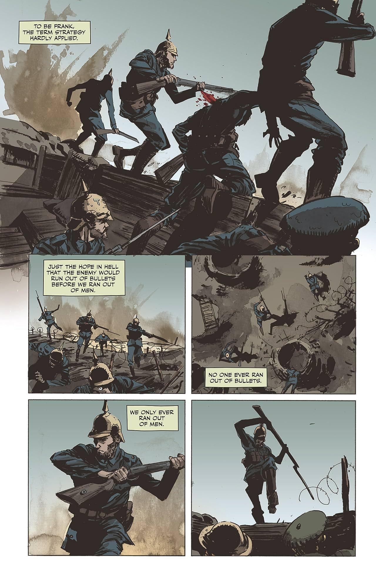 Peter Panzerfaust #18