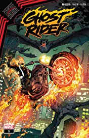 King In Black: Ghost Rider (2021) #1