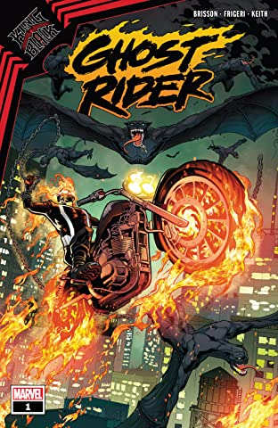 King In Black: Ghost Rider (2021) No.1