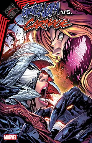 King In Black: Gwenom vs. Carnage (2021-) No.3 (sur 3)