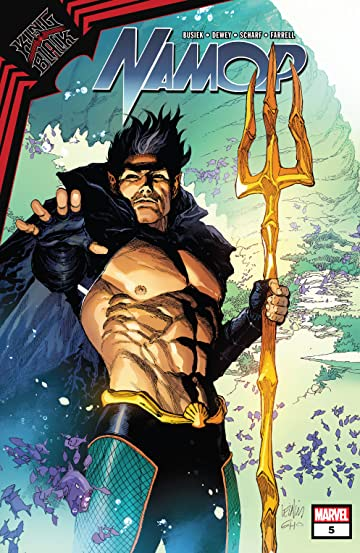 King In Black: Namor (2020-) #5 (of 5)