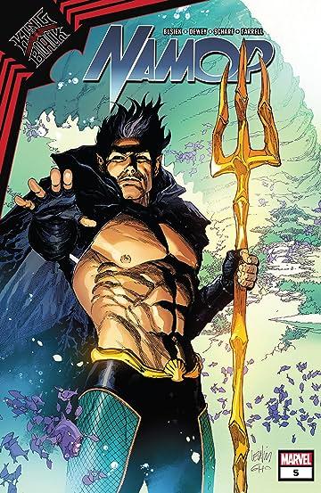 King In Black: Namor (2020-) #5 (of 5)