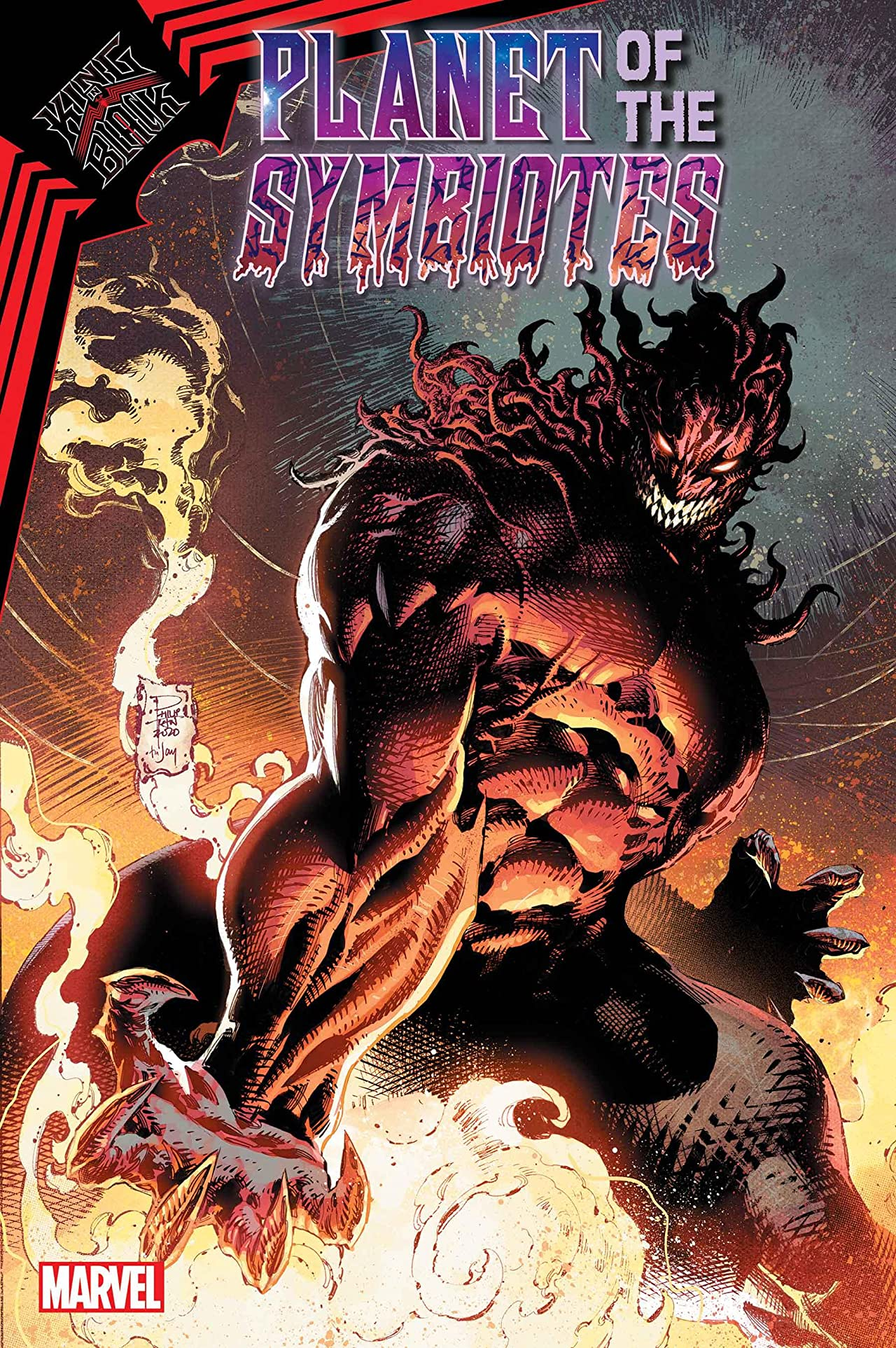 King In Black: Planet Of The Symbiotes (2021-) #3 (of 3)