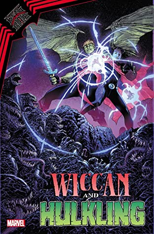 King In Black: Wiccan And Hulking (2021) No.1