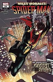 Miles Morales: Spider-Man (2018-) #24