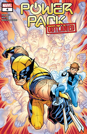 Power Pack (2020-) #4 (of 5)