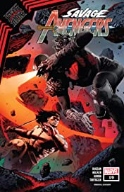 Savage Avengers (2019-) #19