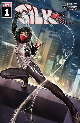 Silk (2021) #1 (of 5)