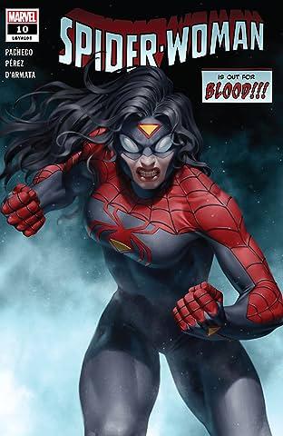Spider-Woman (2020-) No.10