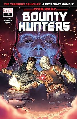 Star Wars: Bounty Hunters (2020-) #10