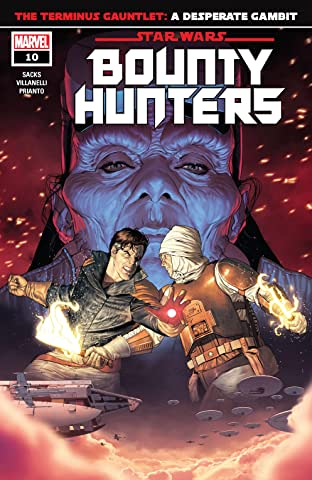 Star Wars: Bounty Hunters (2020-) #10