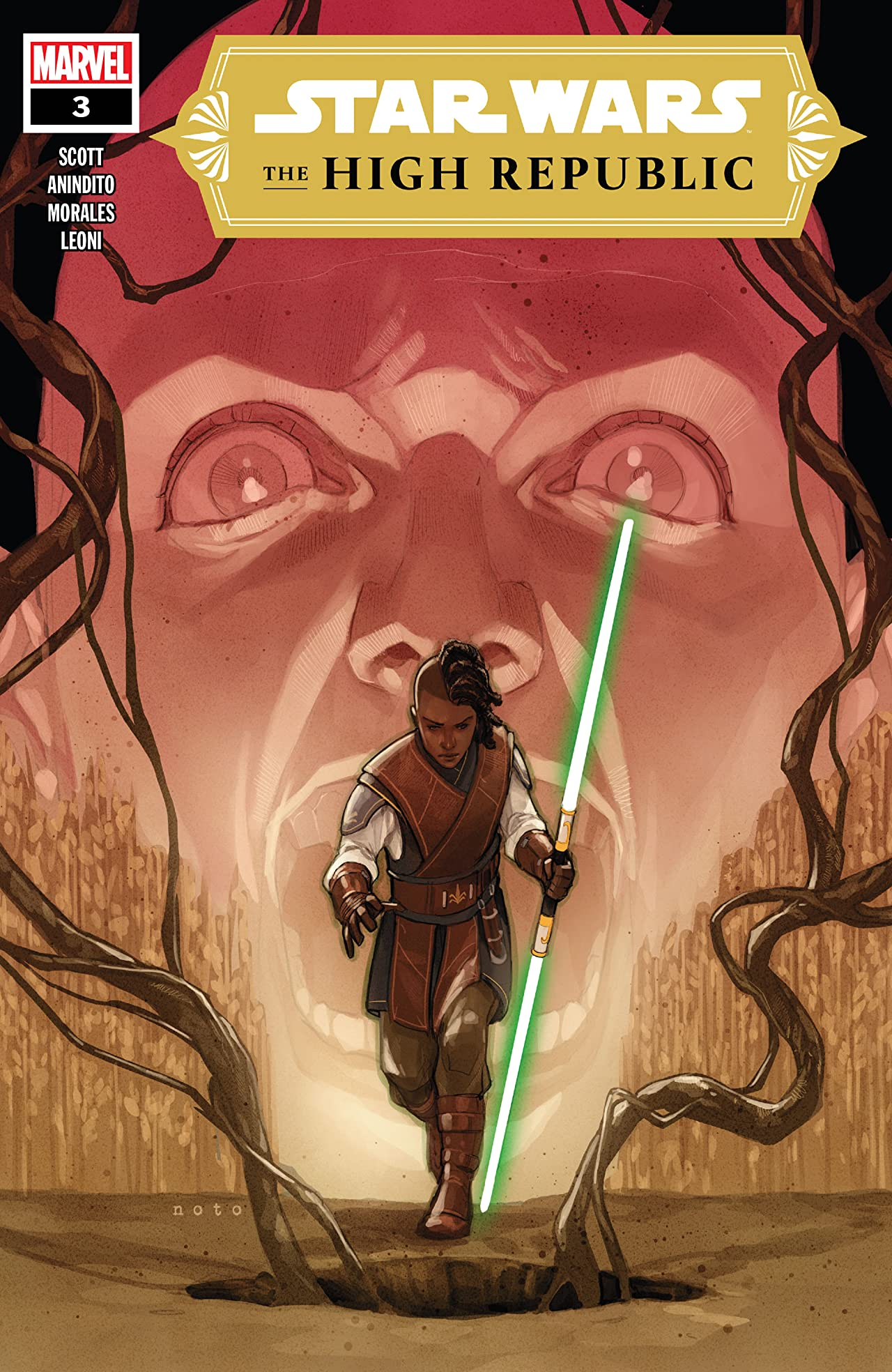 Star Wars: The High Republic (2021-) #3