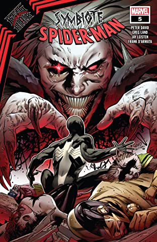Symbiote Spider-Man: King In Black (2020-) No.5 (sur 5)