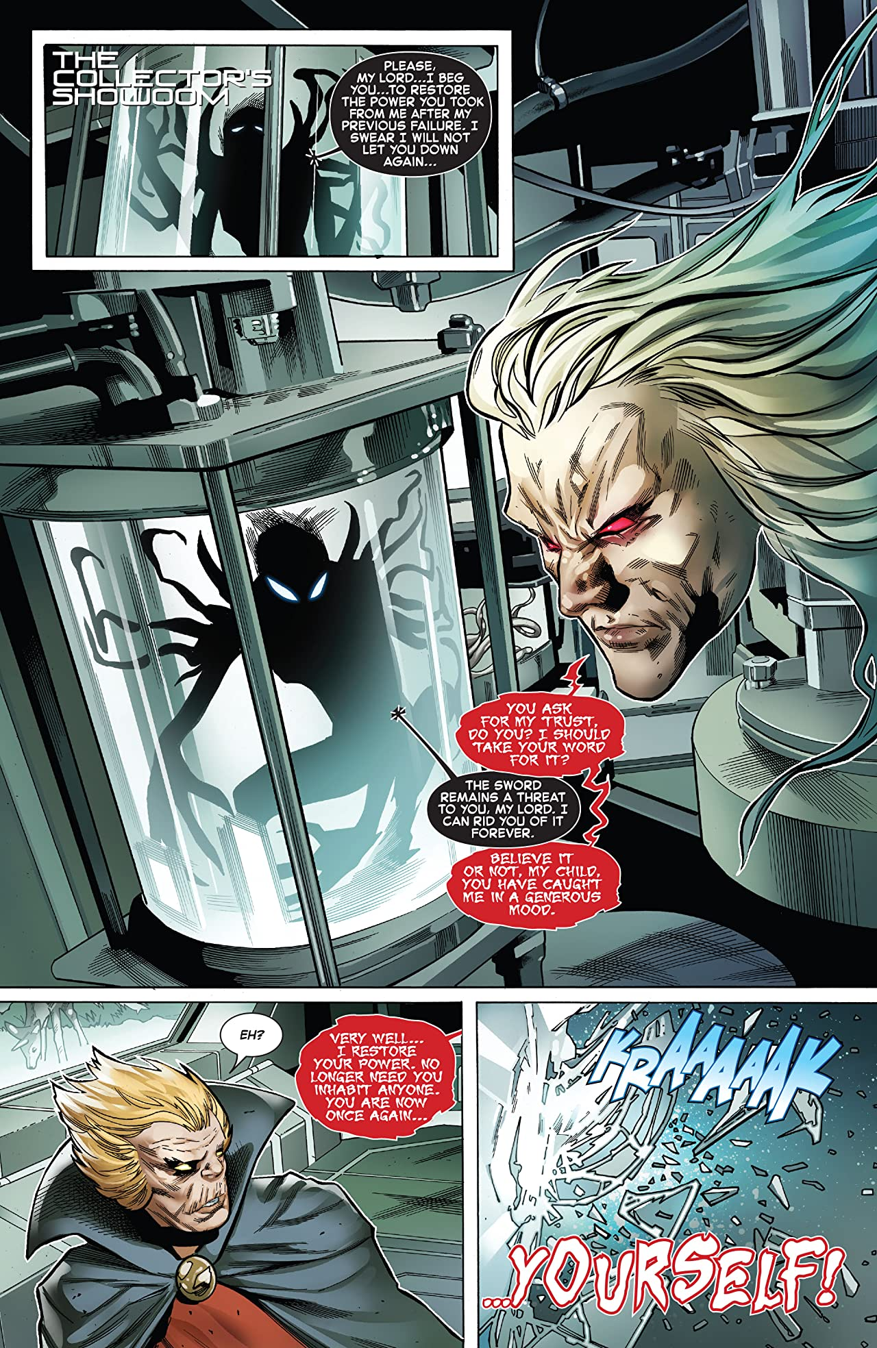 Symbiote Spider-Man: King In Black (2020-) #5 (of 5)