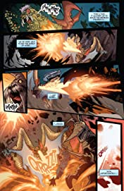 The Trials Of Ultraman (2021-) #1 (of 5)