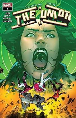 The Union (2020-) #4 (of 5)