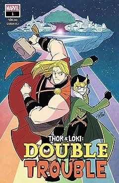 Thor & Loki: Double Trouble (2021) #1 (of 4)