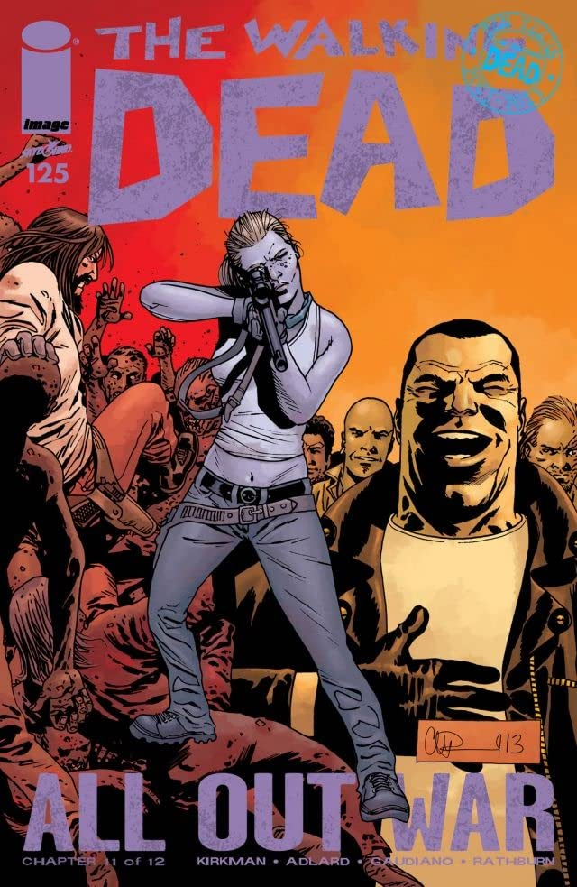 The Walking Dead #125