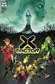 X-Factor (2020-) #8