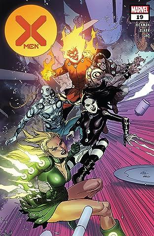 X-Men (2019-) #19