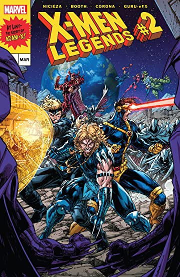 X-Men Legends (2021-) No.2
