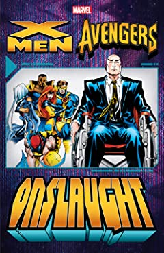 X-Men/Avengers: Onslaught Tome 3