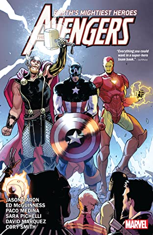 Avengers by Jason Aaron Tome 1
