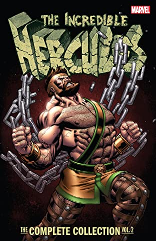 Incredible Hercules: The Complete Collection Tome 2