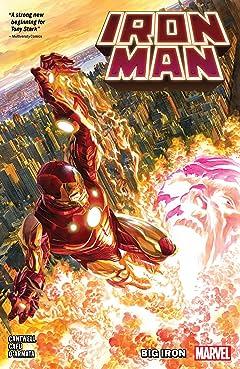 Iron Man Vol. 1: Big Iron