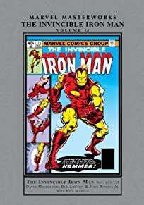 Iron Man Masterworks Vol. 13
