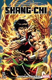 Shang-Chi by Gene Luen Yang Tome 1: Brothers & Sisters