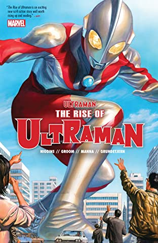 Ultraman Vol. 1: The Rise Of Ultraman
